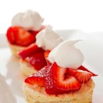 Food Styling - Strawberry Shortcake