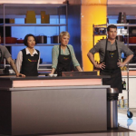 Louise and the finalists battle for top chef in The Taste