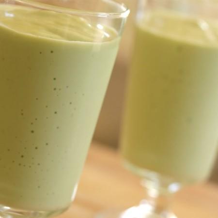 Creamy Avocado Milkshake
