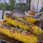 Camper Mike's corn!